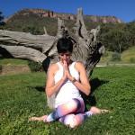 Meditation at Wolgan Valley