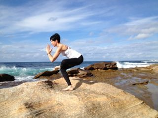 practice yoga with a view